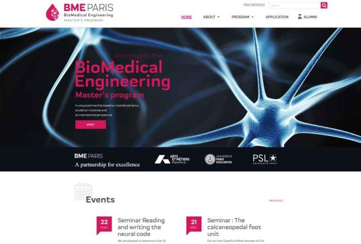 site internet, création de thème WordPress - MD Webdesigner