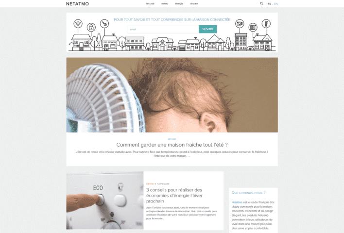 blog WordPress - MD Webdesigner