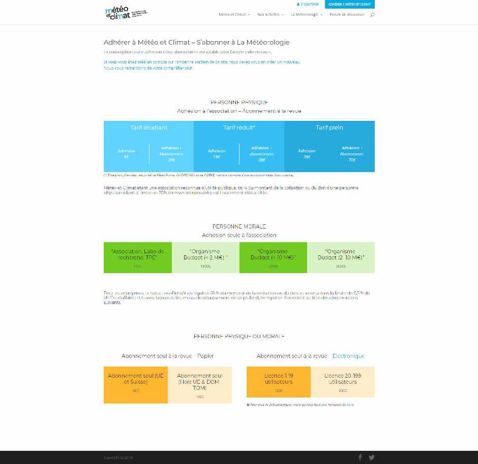 Boutique Ecommerce WordPress, Woocommerce - MD Webdesigner