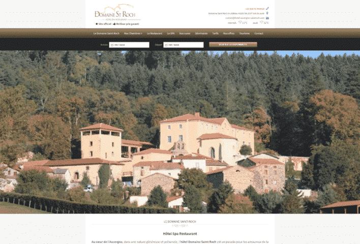 refonte site internet WordPress - MD Webdesigner