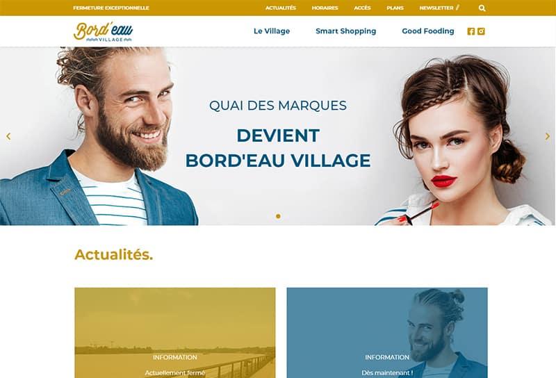 site internet - MD Webdesigner